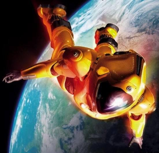美国研制现实版钢铁侠战衣 宇航员可从太空跳回地球 1 高清图片